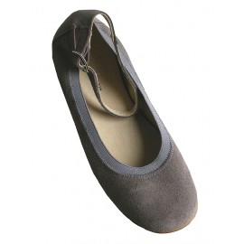 Bailarina pulsera gris