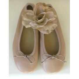 Bailarina goma maquillaje