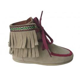 Bota Apache Piedra