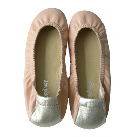 Bailarina ondas rosa
