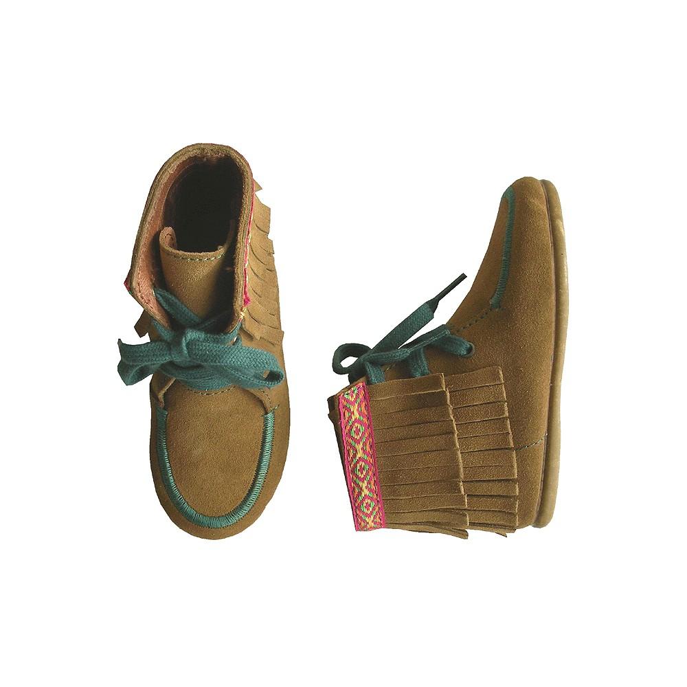 c1742075e Bota Apache Camel - Calzado infantil - Zapatos para niños - Don Pisotón