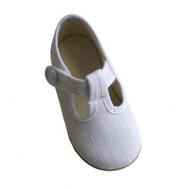 Pepito lino blanco.