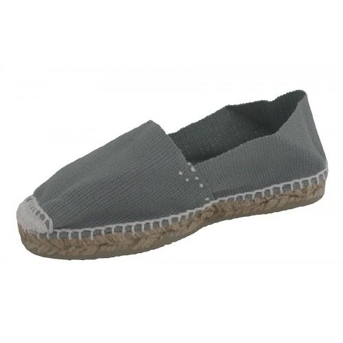 Alpargata gris