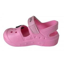 Sandalia Hello Kitty rosa