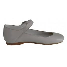 Zapato pulsera gris piedra.