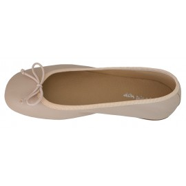 Bailarina beige basic.