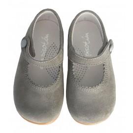 Mercedes serraje gris claro