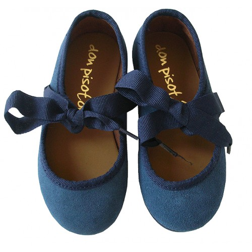 e7abf5c61 Angelito Lazo Azul - Calzado infantil - Zapatos para niños - Don Pisotón