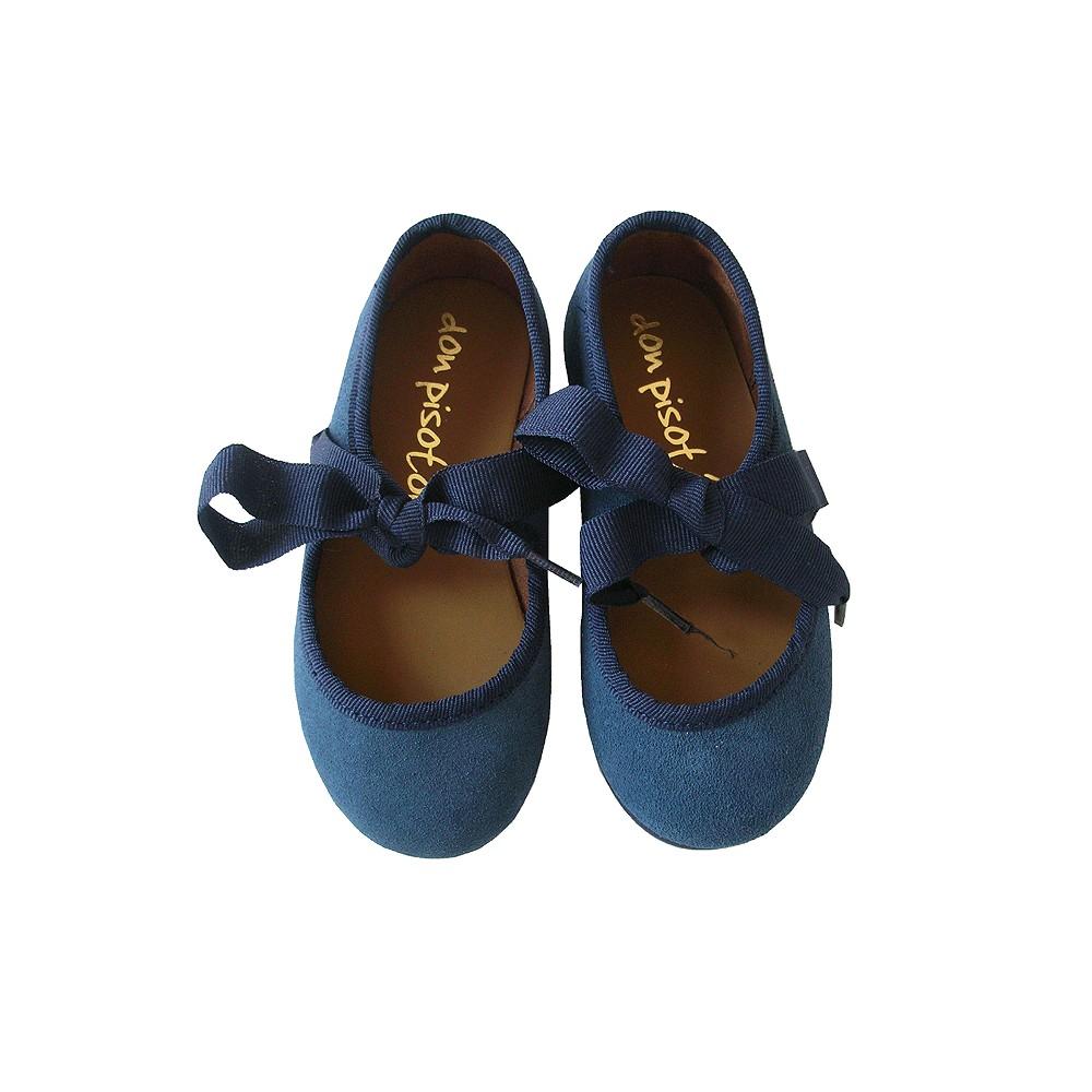 Chaussures Bébé Bleu Marine Angelitos aSvQs6xb